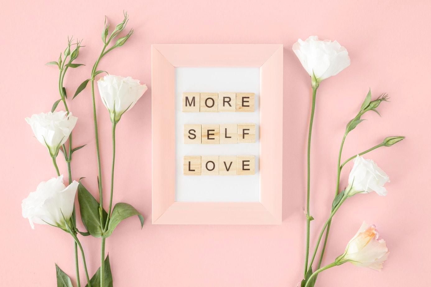 Nutrir el amor propio